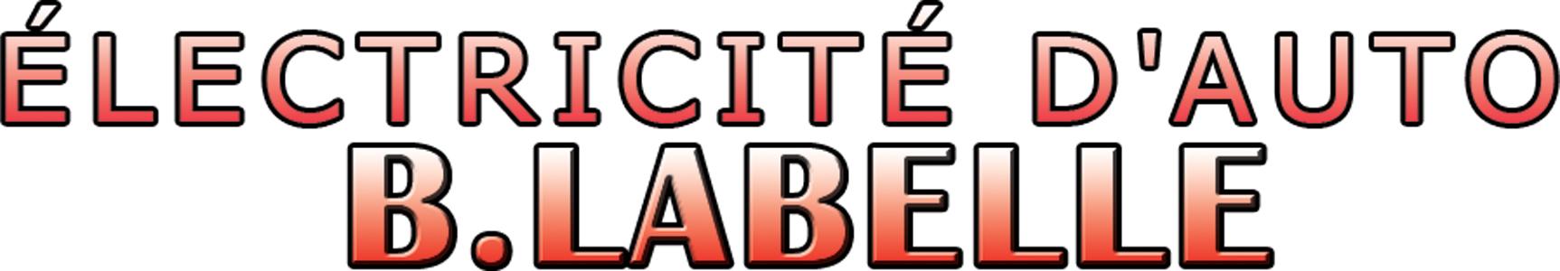 Électricité D'Auto B. Labelle Inc.